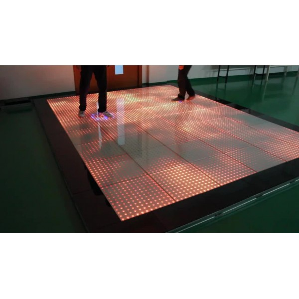 LED Video Interactive Floor