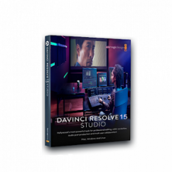 DaVinci Resolve 15 Studio