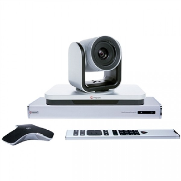 Polycom RealPresence Group 500 720p with EagleEye IV 12x Bundle - 7200-64250-102
