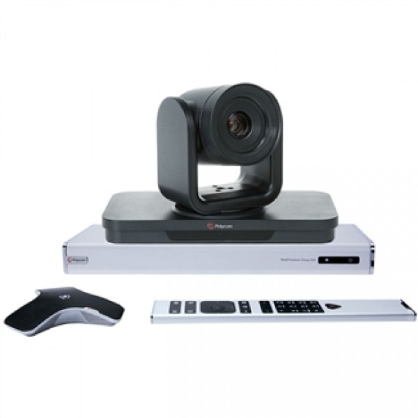 Polycom RealPresence Group 500 720p with EagleEye IV 4x Bundle - 7200-64510-102